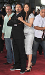 Catherine Keener & Robert Downey Jr. at The Dreamworks Pictures' L.A. Premiere of The Soloist held at Paramount Studios in Hollywood, California on April 20,2009                                                                     Copyright 2009 RockinExposures