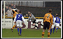 18/01/2003                   Copyright Pic : James Stewart.File Name : stewart-alloa v qots10.ANDY SEATON (3) SCORES ALLOA'S FIRST FROM THE PENALTY SPOT.....James Stewart Photo Agency, 19 Carronlea Drive, Falkirk. FK2 8DN      Vat Reg No. 607 6932 25.Office     : +44 (0)1324 570906     .Mobile  : +44 (0)7721 416997.Fax         :  +44 (0)1324 570906.E-mail  :  jim@jspa.co.uk.If you require further information then contact Jim Stewart on any of the numbers above.........