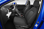 Front seat view of 2022 Seat Ibiza Move!-+ 5 Door Hatchback Front Seat  car photos