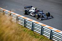 3rd September 2021: Circuit Zandvoort, Zandvoort, Netherlands;   10 GASLY Pierre fra, Scuderia AlphaTauri Honda AT02 during the Formula 1 Heineken Dutch Grand Prix 2021