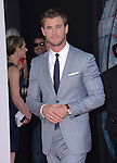 "Chris Hemsworth attends The World Premiere of Marvel's ""Avengers"" Age of Ultron,"" held at The Dolby Theatre in Hollywood, California on April 13,2015                                                                               © 2014 Hollywood Press Agency"