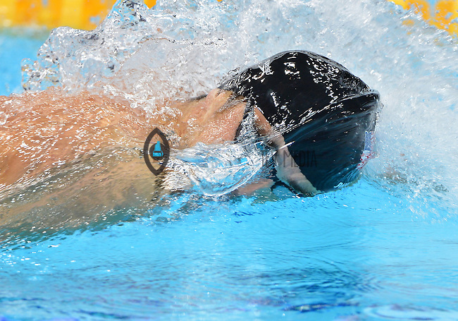 August 02, 2012..Michael Phelps competes in Men's 200m Individual Medley at the Aquatics Center on day six of 2012 Olympic Games in London, United Kingdom.