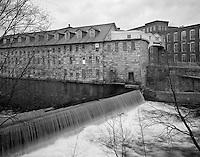 American Woolen mill, Willamantic, Ct.