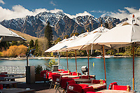 Queenstown and Lake Wakatipu, Central Otago, New Zealand