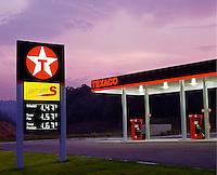 Texaco Station, Dahlonega, GA. Dahlonega, Georgia.