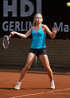 10-08-13, Netherlands, Rotterdam,  TV Victoria, Tennis, NJK 2013, National Junior Tennis Championships 2013,  Roos van der Zwaan<br /> <br /> Photo: Henk Koster