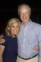 """Guiding Light's Tina Sloan poses with her husband Steve as she stars in """"Breathing Under Dirt"""" - full play - had its world premier on August 13 and 14, 2016 at the Ella Fitzgerald Performing Arts Center, University of Maryland Eastern Shore, Princess Anne, Maryland  (Photo by Sue Coflin/Max Photos)"""