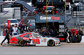 NASCAR XFINITY Series<br /> TheHouse.com 300<br /> Chicagoland Speedway, Joliet, IL USA<br /> Saturday 16 September 2017<br /> Erik Jones, NBA 2K18/GameStop Toyota Camry pit stop<br /> World Copyright: Russell LaBounty<br /> LAT Images