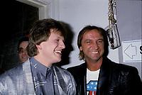 FILE - Andre-Philippe Gagnon circa 1987<br /> <br /> Photo : Agence Quebec Presse