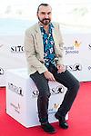 "XXX pose to the media during the presentation of the film ""Ares"" at Festival de Cine Fantastico de Sitges in Barcelona. October 11, Spain. 2016. (ALTERPHOTOS/BorjaB.Hojas)"