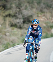 Antoine Demoitié (BEL/Wanty-Groupe Gobert)<br /> <br /> Pro Cycling Team Wanty-Groupe Gobert <br /> <br /> Pre-season Training Camp, january 2016