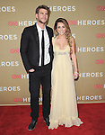 Miley Cyrus and Liam Hemsworth attends CNN Heroes - An Allstar Tribute held at The Shrine Auditorium in Los Angeles, California on December 11,2011                                                                               © 2011 DVS / Hollywood Press Agency