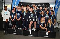 New Zealand Secondary Swimming Championships, Water World, Hamilton, Sunday 15 September 2019. Photo: Simon Watts/www.bwmedia.co.nz/SwimmingNZ