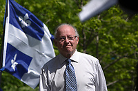 Montreal (Qc) CANADA - May 22, 2012 file photo - Victoria Day - Patriot days in quebec
