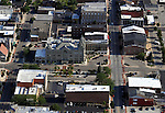 Piqua, Ohio Aerial Photographs July 2012