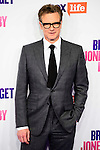 """Colin Firth attends to the premiere of """"Bridget Jones, Baby"""" at Kinepolis in Madrid. September 09, Spain. 2016. (ALTERPHOTOS/BorjaB.Hojas)"""