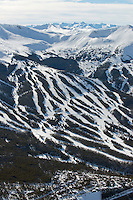 Breckenridge Ski area. Peak 9. March 2014