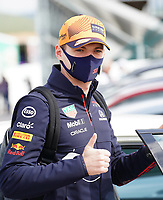 1st May 2021; Algarve International Circuit, in Portimao, Portugal; F1 Grand Prix of Portugal, qualification sessions;  Max Verstappen NEL 33, Red Bull Racing Honda