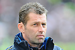 27.02.2011, Commerzbank-Arena, Frankfurt, GER, 1. FBL, Eintracht Frankfurt vs VfB Stuttgart, im Bild Michael Skibbe (Trainer Frankfurt), Foto © nph / Roth