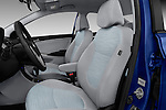 Front seat view of 2017 Hyundai Accent SE 4-Door 6-Speed Automatic 4 Door Sedan Front Seat  car photos