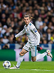 Gareth Bale of Real Madrid in action during the UEFA Champions League 2017-18 Round of 16 (1st leg) match between Real Madrid vs Paris Saint Germain at Estadio Santiago Bernabeu on February 14 2018 in Madrid, Spain. Photo by Diego Souto / Power Sport Images