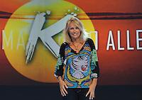 Licia Colo'..RAI - Prima puntata di Alle falde del Kilimangiaro..Roma, 3 Ottobre 2010...Photo Insidefoto/GB