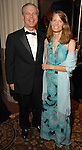 """Kathy and Osmar Abib at the Children's Museum """"Road to Rio"""" Gala at The Corinthian Friday Oct. 19,2007.  (Dave Rossman/For the Chronicle)"""
