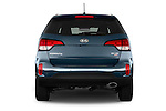 Straight rear view of a 2014 KIA Sorento EX2014 KIA Sorento EX