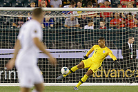 PHILADELPHIA, PENNSYLVANIA - JUNE 30: Zack Steffen #1 during the 2019 CONCACAF Gold Cup quarterfinal match between the United States and Curacao at Lincoln Financial Field on June 30, 2019 in Philadelphia, Pennsylvania. PHILADELPHIA, PENNSYLVANIA - JUNE 30: Zack Steffen #1 during the 2019 CONCACAF Gold Cup quarterfinal match between the United States and Curacao at Lincoln Financial Field on June 30, 2019 in Philadelphia, Pennsylvania.