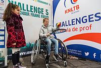 Rotterdam, Netherlands, 10 februari, 2018, Ahoy, Tennis, ABNAMROWTT, KNLTB challenge by the Markthal<br /> Photo: Henk Koster/tennisimages.com