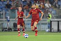 12th September 2021; Olimpico Stadium, Rome, Italy; Serie A championship football, AS Roma versus US Sassulo ; Bryan Cristante of As roma