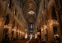 On our way to east Africa we had a layover in Paris that allowed us to visit Notre Dame cathedral.