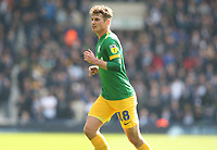 Preston North End's Ryan Ledson<br /> <br /> Photographer Stephen White/CameraSport<br /> <br /> The EFL Sky Bet Championship - West Bromwich Albion v Preston North End - Saturday 13th April 2019 - The Hawthorns - West Bromwich<br /> <br /> World Copyright © 2019 CameraSport. All rights reserved. 43 Linden Ave. Countesthorpe. Leicester. England. LE8 5PG - Tel: +44 (0) 116 277 4147 - admin@camerasport.com - www.camerasport.com