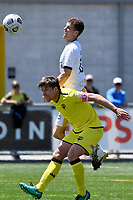 Reid Drake of Eastern Suburbs during the ISPS Handa Men's Premiership - Wellington Phoenix v Eastern Suburbs at Fraser Park, Wellington on Saturday 28 November 2020.<br /> Copyright photo: Masanori Udagawa /  www.photosport.nz