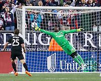 New England Revolution vs D.C. United, April 22, 2017