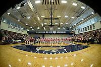 MSU Ladybobcats vs WSU Ladywildcats (Basketball)