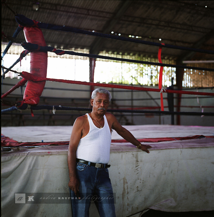 Panama's Boxing Gyms.At a boxing gym in Panama City, young boxers train as a way out of one of the worst neighborhoods in the country, Curundu. Another gym in Panama city is The Alcaldia.At a boxing gym in Panama City, young boxers train as a way out of one of the worst neighborhoods in the country, Curundu. Another gym in Panama city is The Alcaldia..