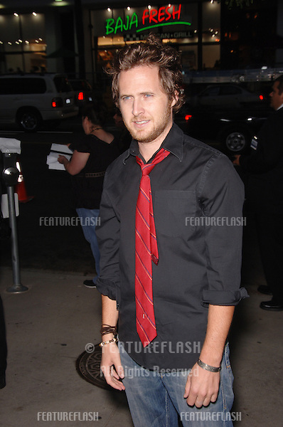 """Actor A.J. BUCKLEY at the Los Angeles premiere of """"The Last Kiss""""..September 13, 2006  Los Angeles, CA.© 2006 Paul Smith / Featureflash"""