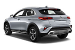 Car pictures of rear three quarter view of 2020 KIA XCeed-PHEV Business-Line 5 Door SUV Angular Rear