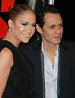Jennifer Lopez & Mark Anthony, Photo By John Barrett/PHOTOlink