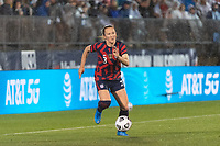 EAST HARTFORD, CT - JULY 1: Samantha Mewis #3 of the United States during a game between Mexico and USWNT at Rentschler Field on July 1, 2021 in East Hartford, Connecticut.