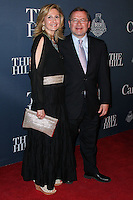 Washington D.C., USA - MAY 02: Samah Norquist, Grover Norquist at The Hill and Entertainment Tonight Celebrate The White House Correspondents' Dinner Weekend held at the Embassy of Canada on May 2, 2014 in Washington D.C., United States. (Photo by Xavier Collin/Celebrity Monitor)