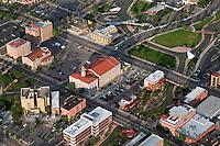 Pueblo, Colorado. Riverwalk and Memorial Hall. June 2014. 85710