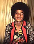 Michael Jackson 1972 in London with Jackson 5