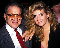 Paul Schrader Natasha RIchardson 1980s Photo by Adam Scull-PHOTOlink.net