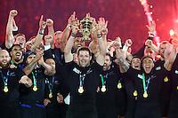 151031 Rugby World Cup 2015 Final - SH NZ All Blacks v Australia Wallabies