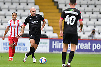 Darron Gibson of Salford City F.C. during Stevenage vs Salford City, Sky Bet EFL League 2 Football at the Lamex Stadium on 3rd October 2020