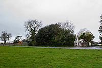 2020 03 17 Mount Road in Dinas Powys ,South Glamorgan Wales, UK.