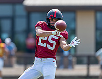 Stanford Football Open House Practice, August 21, 2021