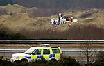110208 Plane crash Porthcawl